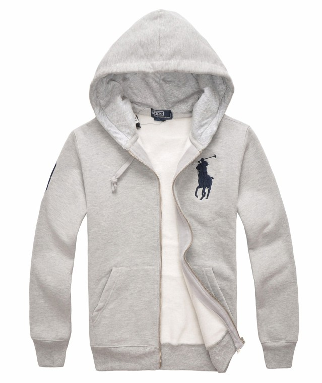 Veste sweat homme ralph lauren